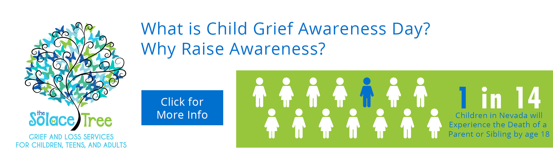 Child Grief Awareness Day 2019