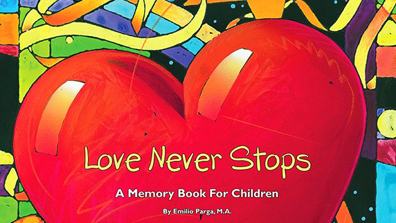 Love Never Stops by Emilio Parga