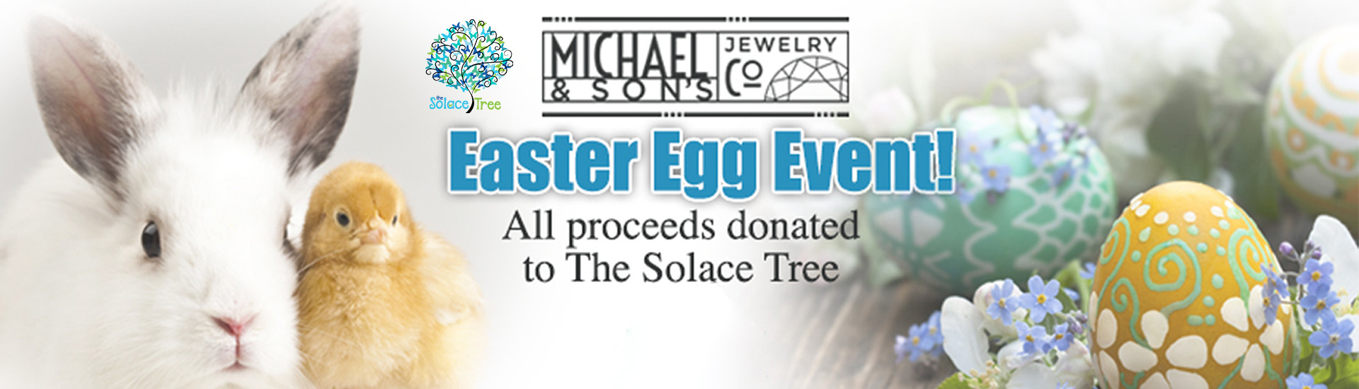 2019 Easter Egg Event - Michael and Sons