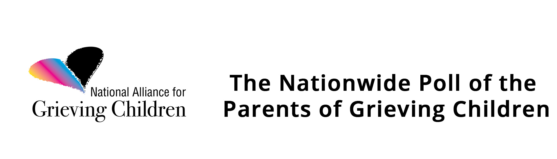 national poll of the parents of grieving children